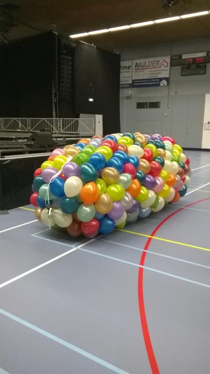 Ballonnen net ballonnen decoraties ballonnen helium for Ballonnen decoratie zelf maken