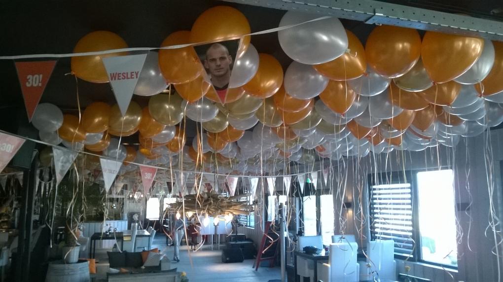 Helium ballonnen v a 0 70 ballonnen decoraties for Ballonnen decoratie zelf maken
